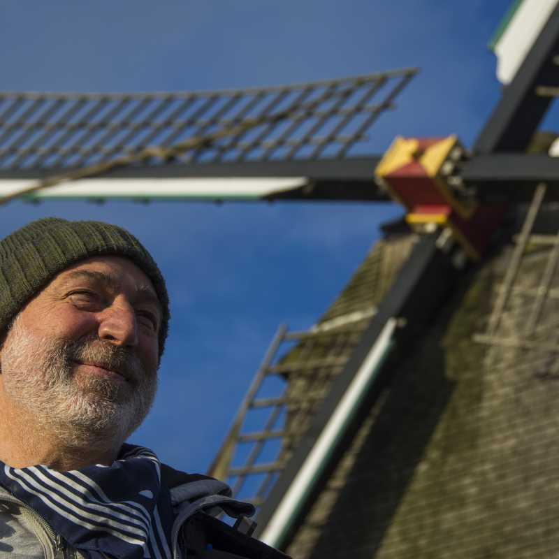 Molenaar Peter Vandenbrande<br>20-12-2020 - ©Patrick Goossens